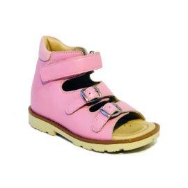 ортопедические сандалии М.Е.Г.А. Orthopedic розовые
