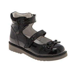 15-290 туфли ортопедические черные