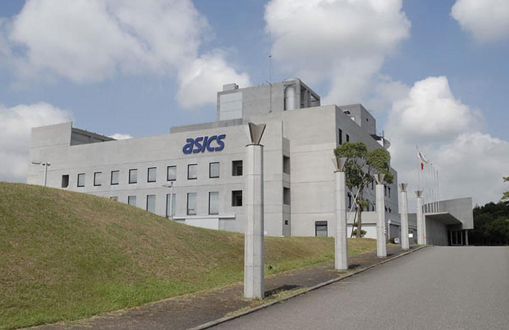 штаб квартира Asics