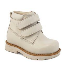 ботинки ортопедические мега ортопедик бежевые