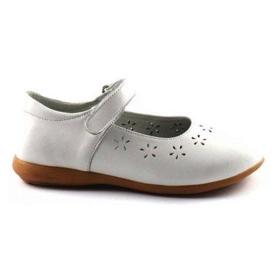белые туфли для девочки
