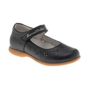 школьные туфли черные, для девочки