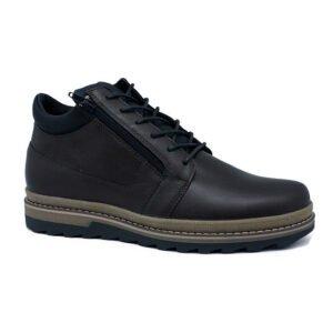 ботинки мужские с мехом Ricoss