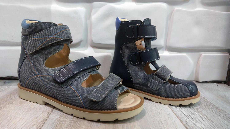 сложная ортопедическая обувь