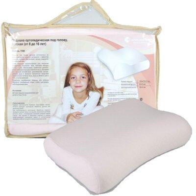 детская ортопедическая подушка 1184