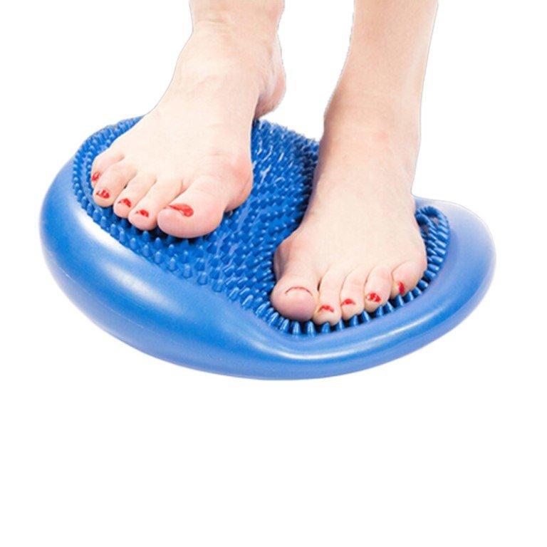 Упражнения на балансировочной подушке