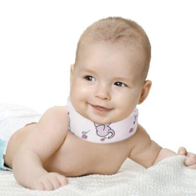 шина шанца для новорожденного