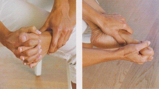 упражнения для развития мышц стопы