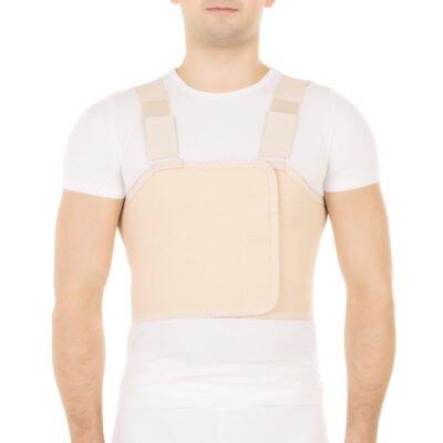 мужской грудной послеоперационный бандаж
