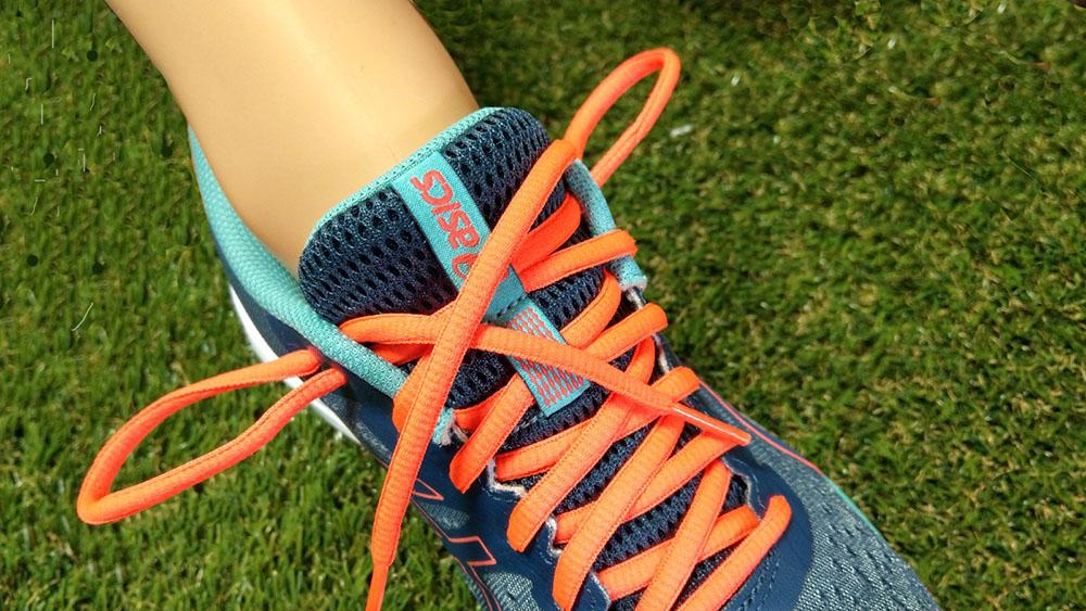 фиксирующая шнуровка кроссовок